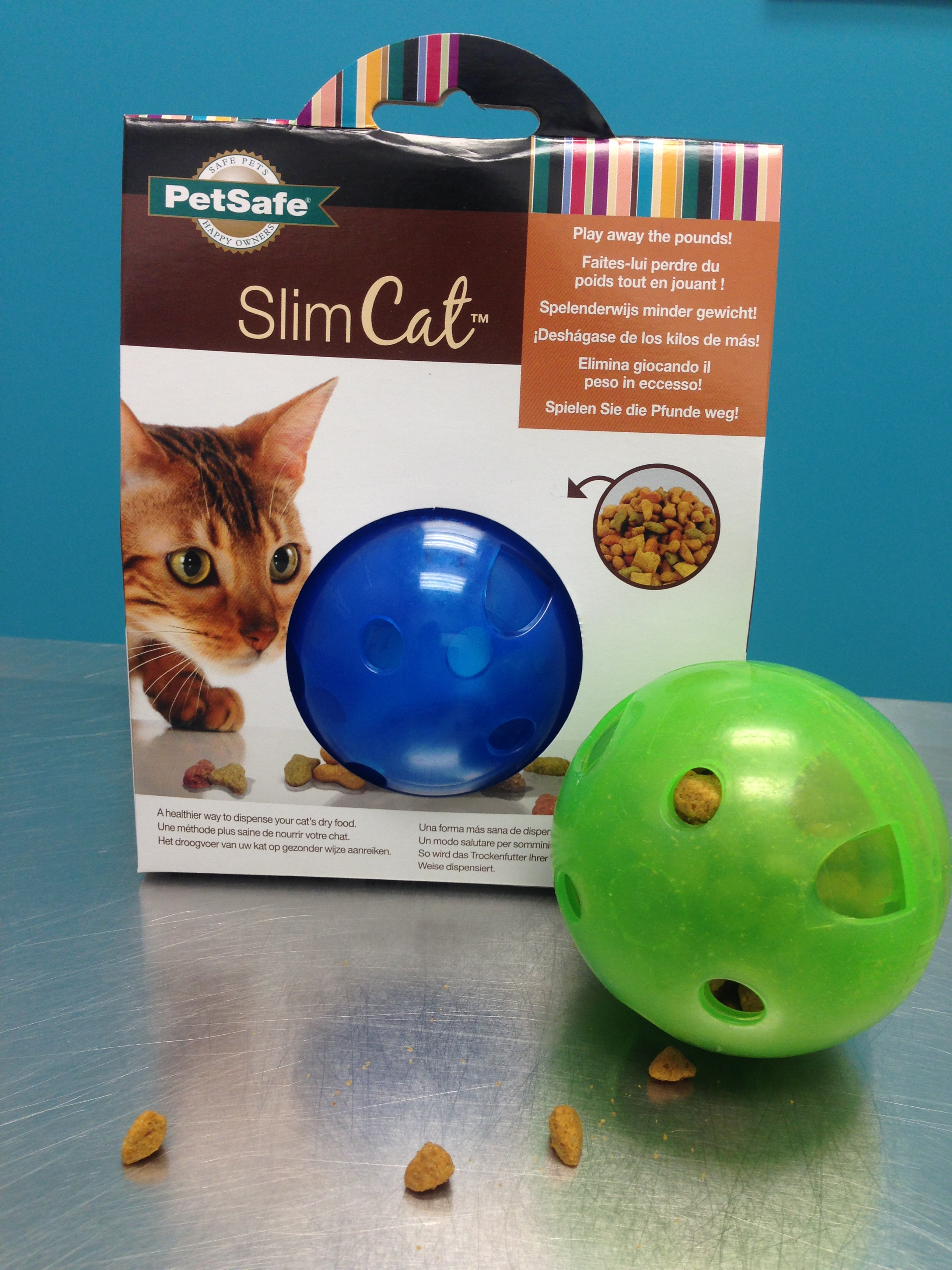 Slim Cat Ball