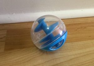 The Catit Treat Ball by Hagen.